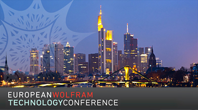 European Wolfram Technology Conference