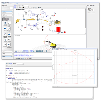 Latest version of MapleSim tightly integrates with Modelica