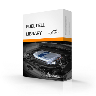 Modelon Fuel Cell Library 1.2