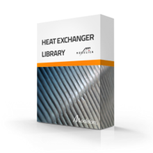Modelon Heat Exchanger Library 1.0.1
