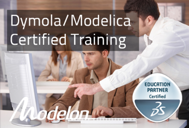 Certified Dymola and Modelica Courses for Professionals