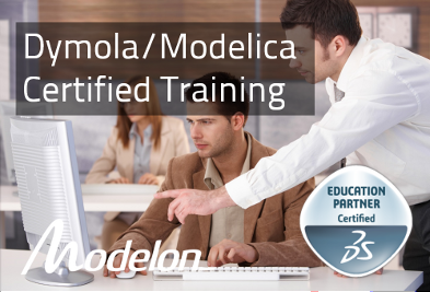Certified Dymola, Modelica and FMI Courses for Professionals
