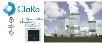 ClaRa Library 1.0 - Perfect power station operation