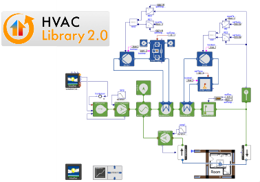HVAC Library 2.0 - Now with many air conditioning models